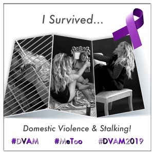 💜I SURVIVED💜 BE THE CHANGE!